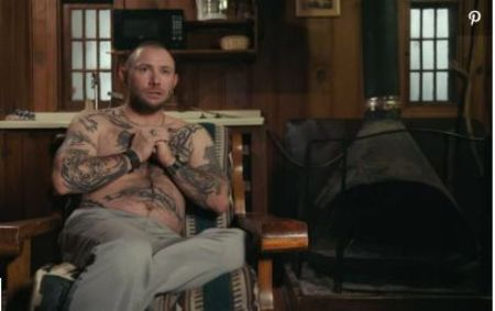 John Finlay Tattoo. His body is an art canvas