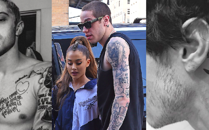 Pete Davidson's Tattoos and their Meanings