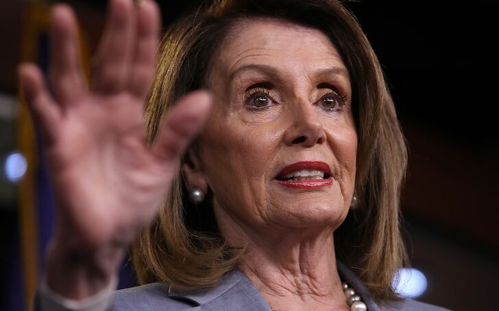 Nancy Pelosi Plastic Surgery - What Happened to Her Eyebrows