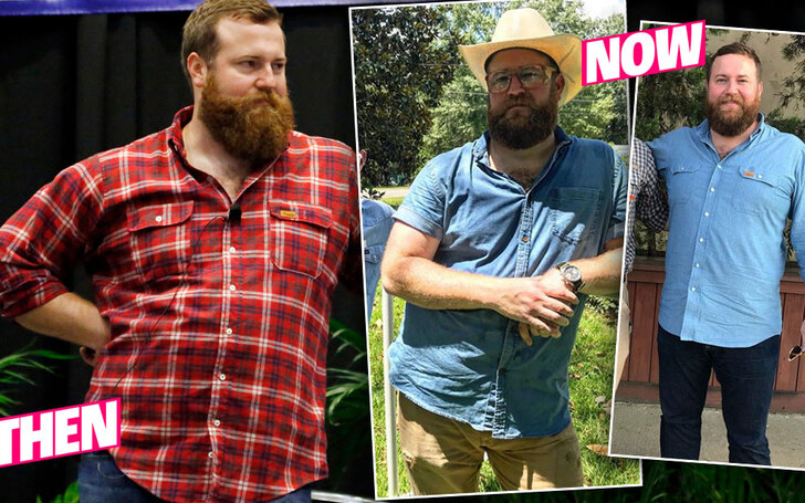 Ben Napier's Admirable 55-Pound Weight Loss - What's His Diet
