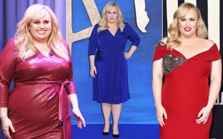 Rebel Wilson before and after weight loss; know about her diet and trainer.