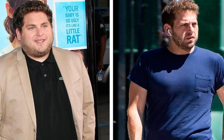 Jonah Hill's Weight Loss Journey - From Fat to Fit!
