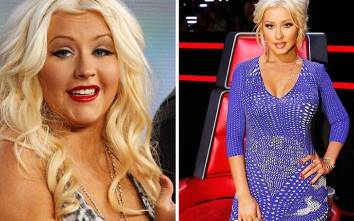 Christina Aguilera Weight Loss Journey - The Complete Story!