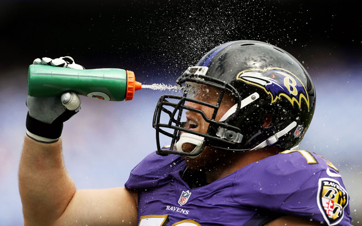 Marshal Yanda Weight Loss - Learn How Much Weight the 315 Pounds Guard Lost