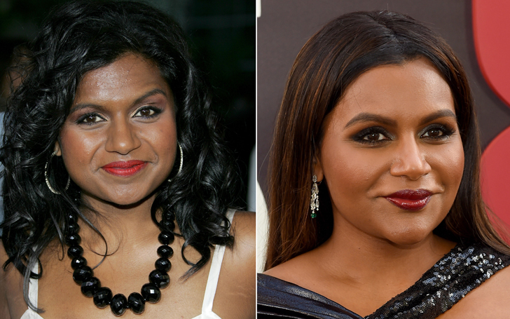 Mindy Kaling Plastic Surgery - Is there Any Truth to the Rumors? Are the Images Real or Photoshopped?