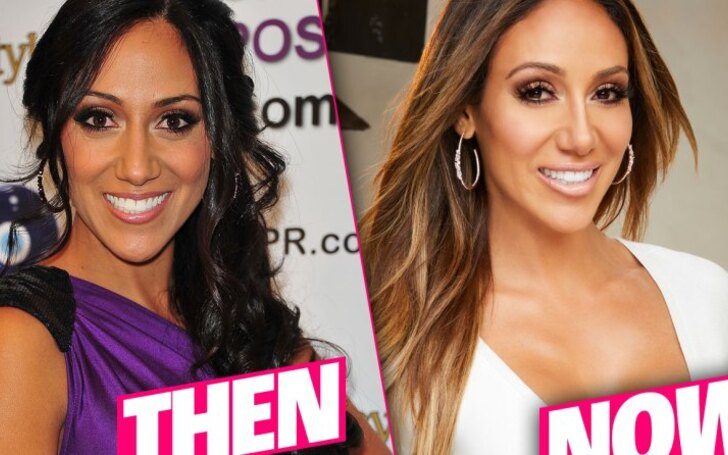 RHONJ Star Melissa Gorga Admitted to Plastic Surgery - Breast Implants and Nose Job