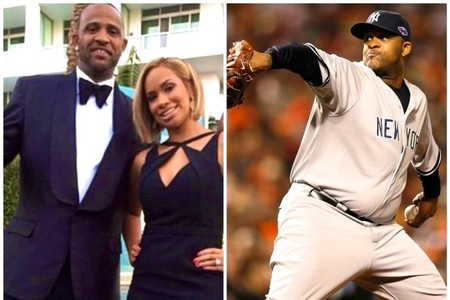 CC Sabathia appeared to undergo weight loss in 2014.