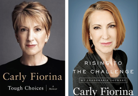 Carly Fiorina before and after plastic surgery.