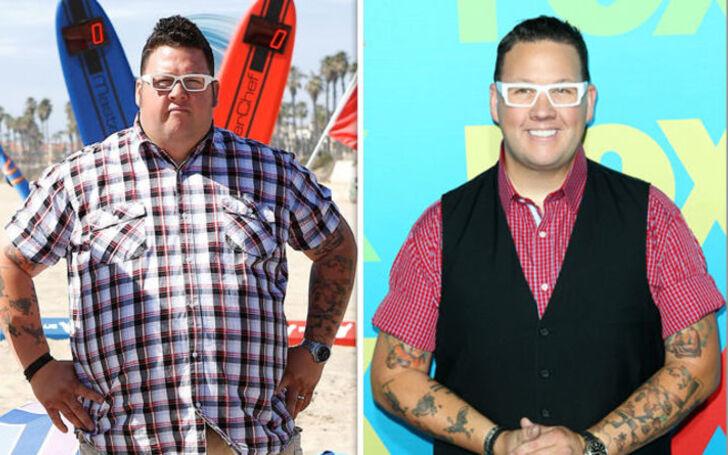 Full Story on Graham Elliot's Weight Loss Journey