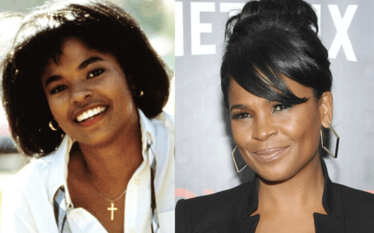 Nia Long before and after alleged plastic surgery