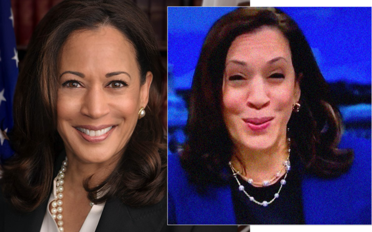 Kamala Harris before and after plastic surgery 2020 on Twitter