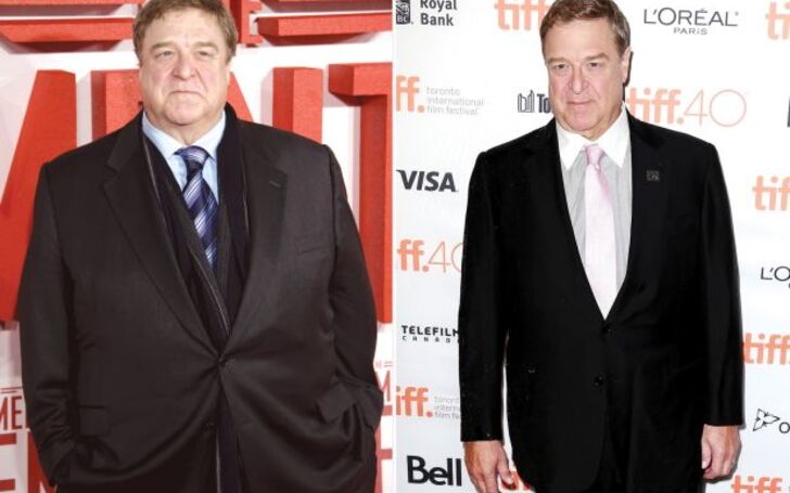 American Actor John Goodman's Weight Loss Journey in Full
