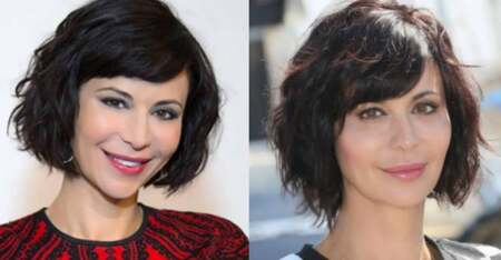 Catherine Bell before and after plastic surgery.