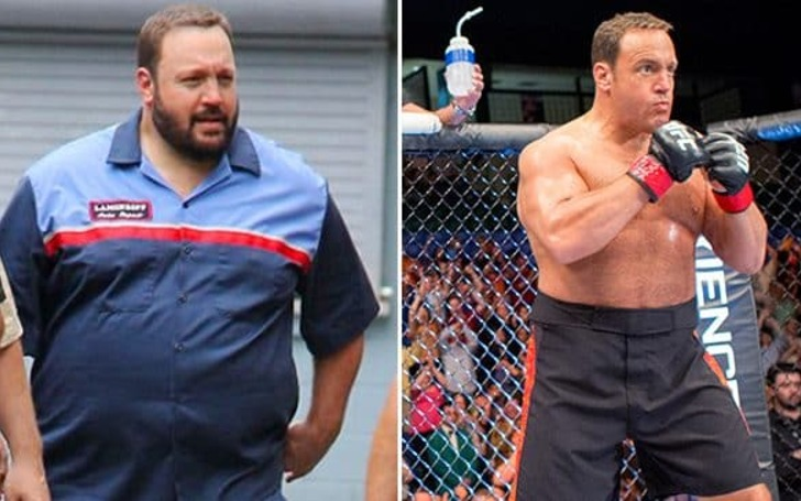 Full Story on Kevin James' 80 Pounds Weight Loss Journey and Diet