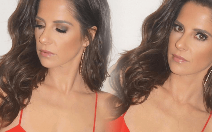 Kelly Monaco's Plastic Surgery - Did Sam from General Hospital Go Under the Knife