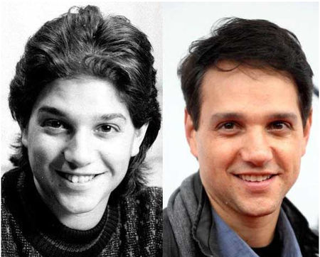 Ralph Macchio is often the subject of plastic surgery through before and after pictures.