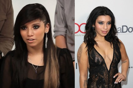 Kirstin Maldonado before and after alleged plastic surgery.