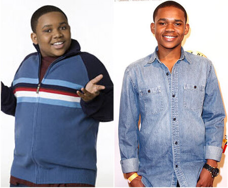 Larramie Doc Shaw aka Malik on House of Payne before and after weight loss.