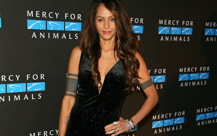 'Girlfriends' Star Persia White's Plastic Surgery Speculations