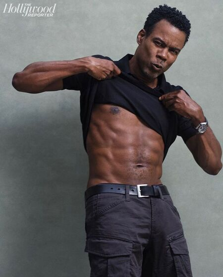 Fans suspected weight loss after Chris Rock showed his ripped physique.