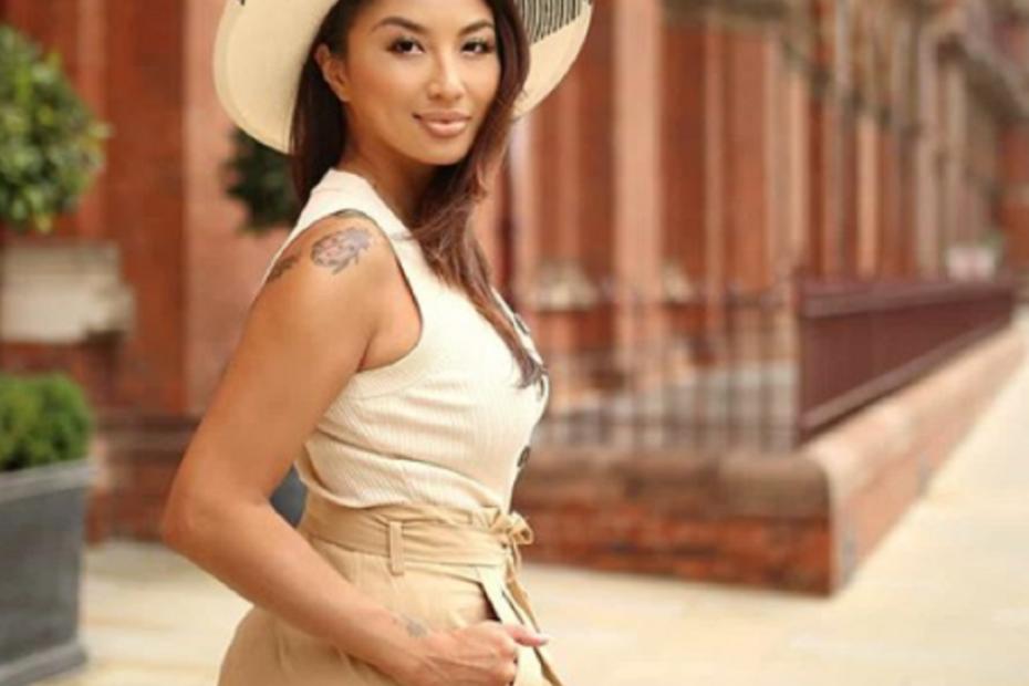Jeannie Mai's plastic surgery includes butt implants.