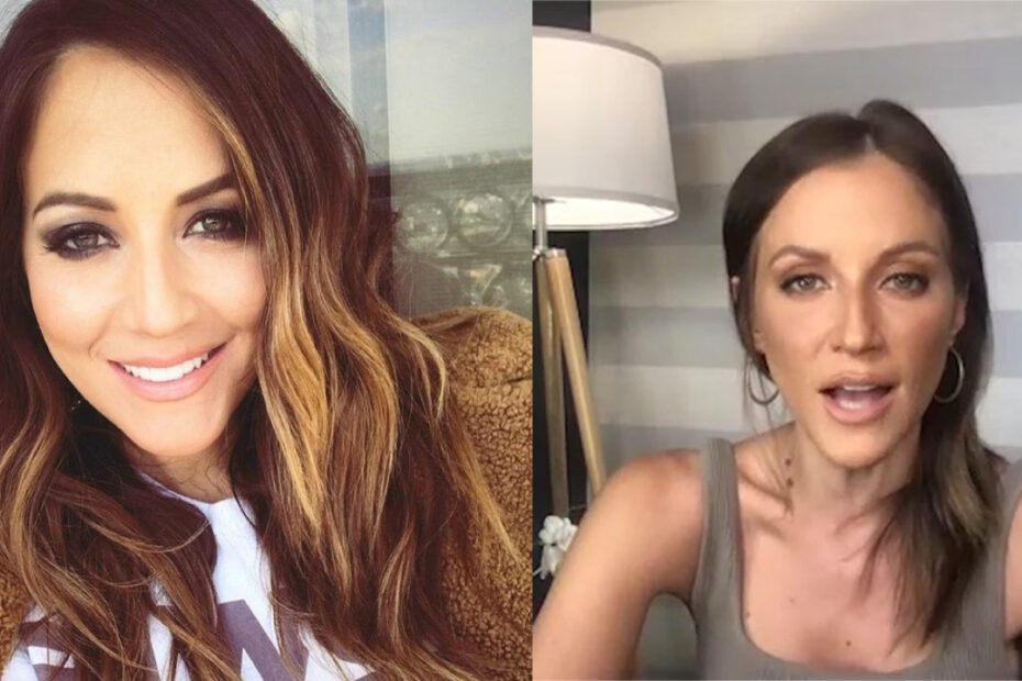 Kay Adams before and after plastic surgery.