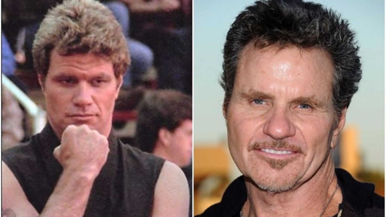 Martin Kove is suspected of undergoing plastic surgery, through before and after pictures.