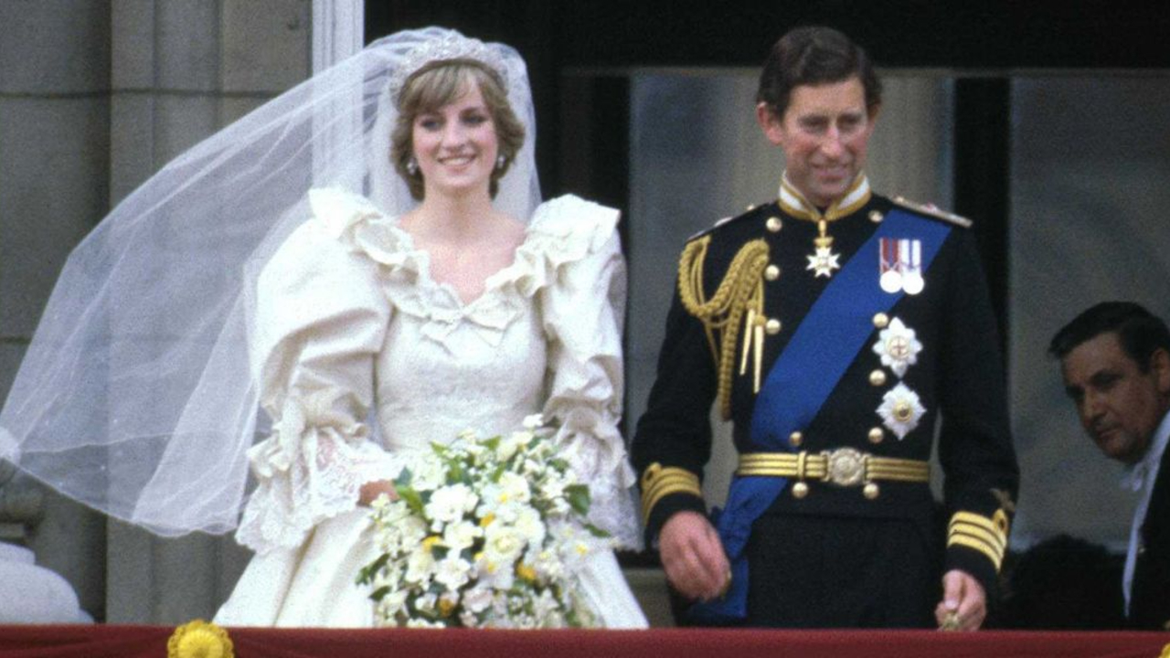 Princess Diana underwent a dramatic weight loss prior to her wedding.