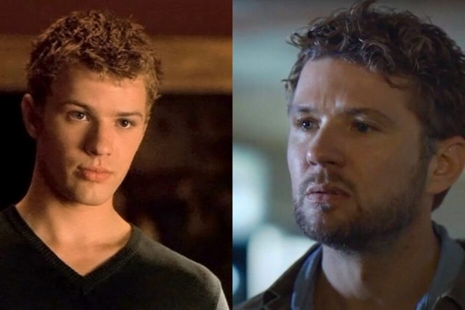 Ryan Phillippe before and after plastic surgery.