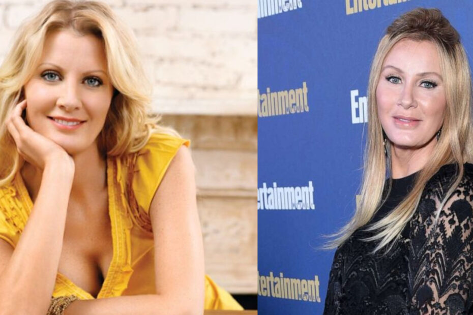 Sandra Lee before and after plastic surgery.