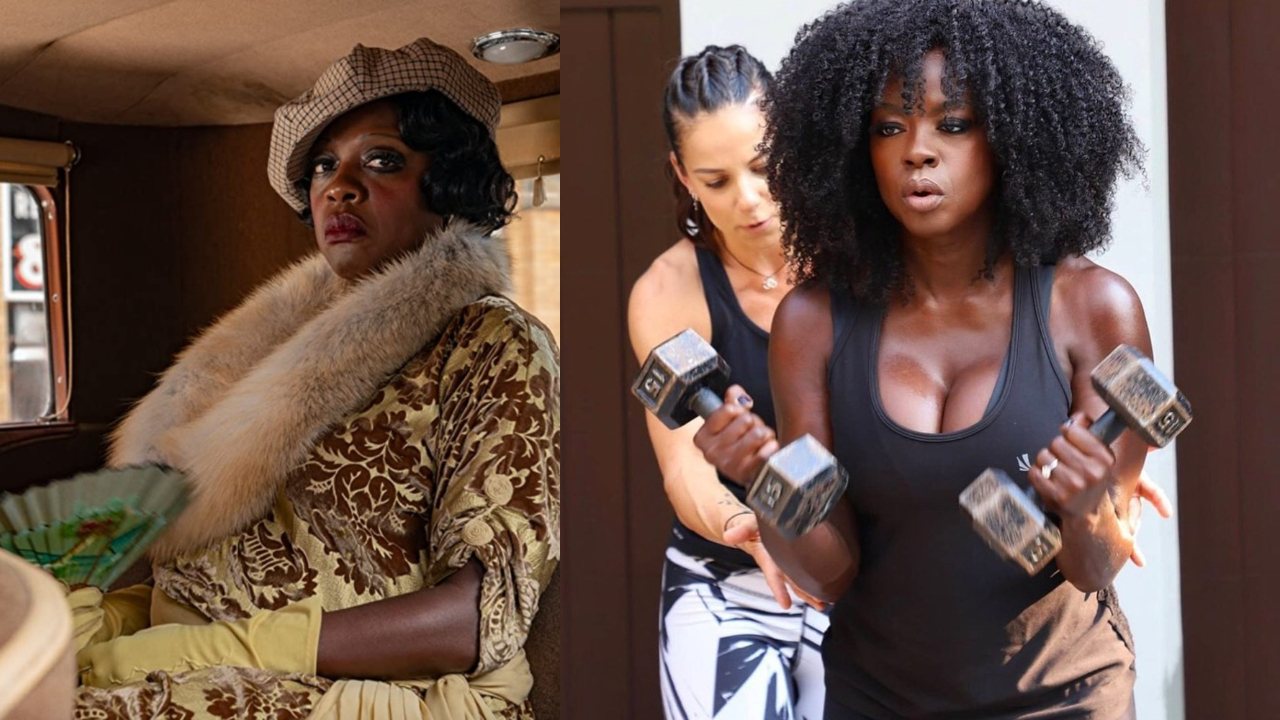 Viola Davis' weight loss transformation for The Woman King is beyond incredible.