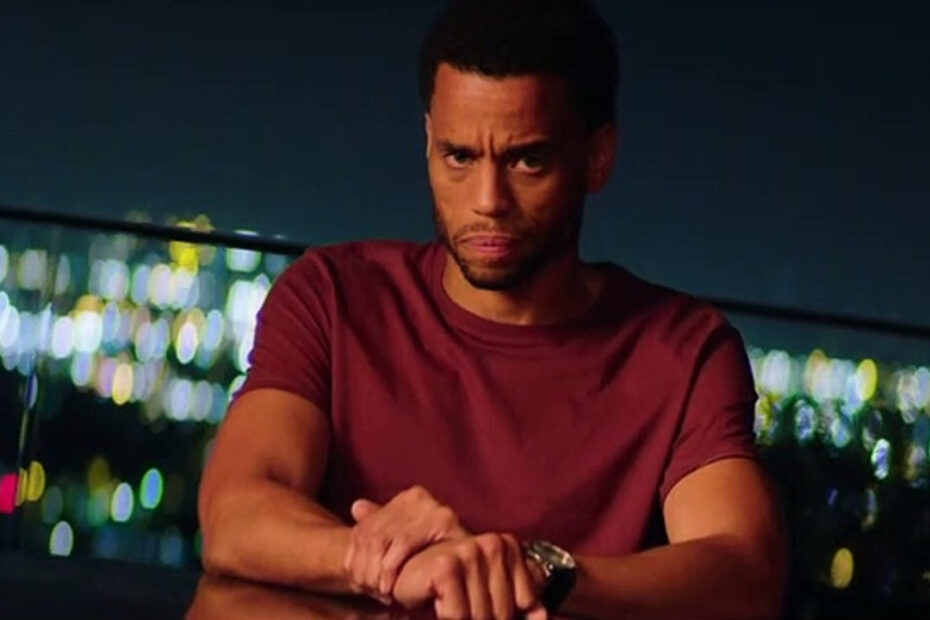 Fatale star Michael Ealy's weight loss is trending.