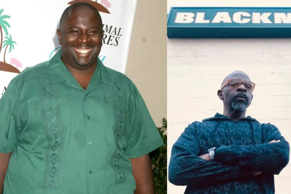 The Crew star Gary Anthony Williams' weight loss, diet and fitness.