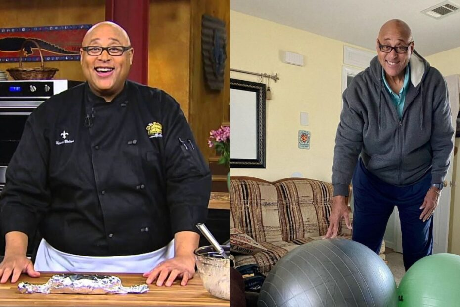 Kevin Belton's Weight Loss - Secrets to His Diet & Fitness