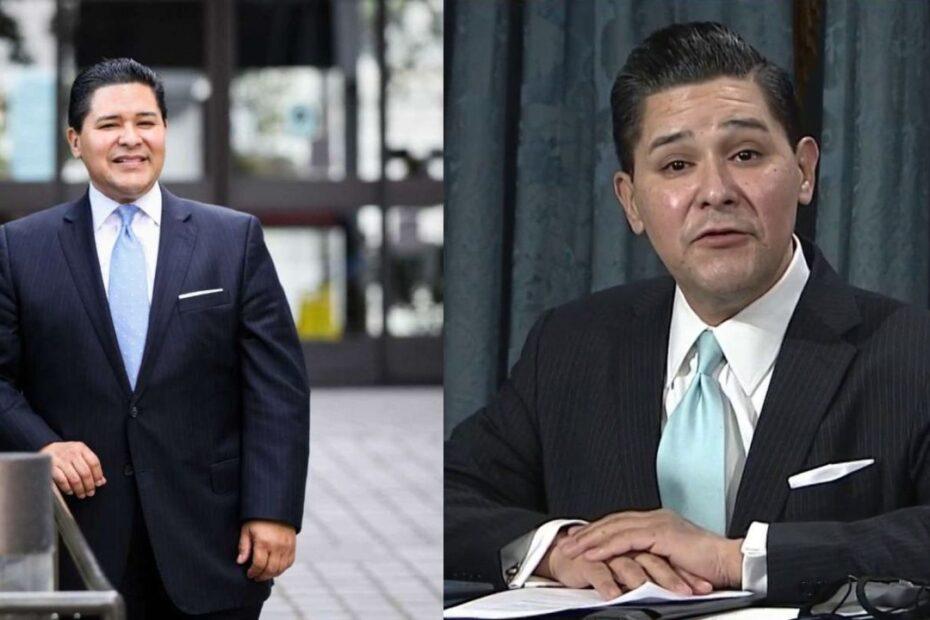 Richard Carranza's 50 Pounds Weight Loss