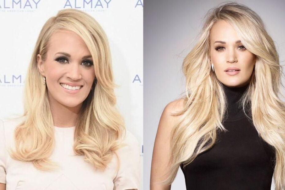 'American Idol' Carrie Underwood's Plastic Surgery - Scar, Accident, Lip Injections, Nose Job!