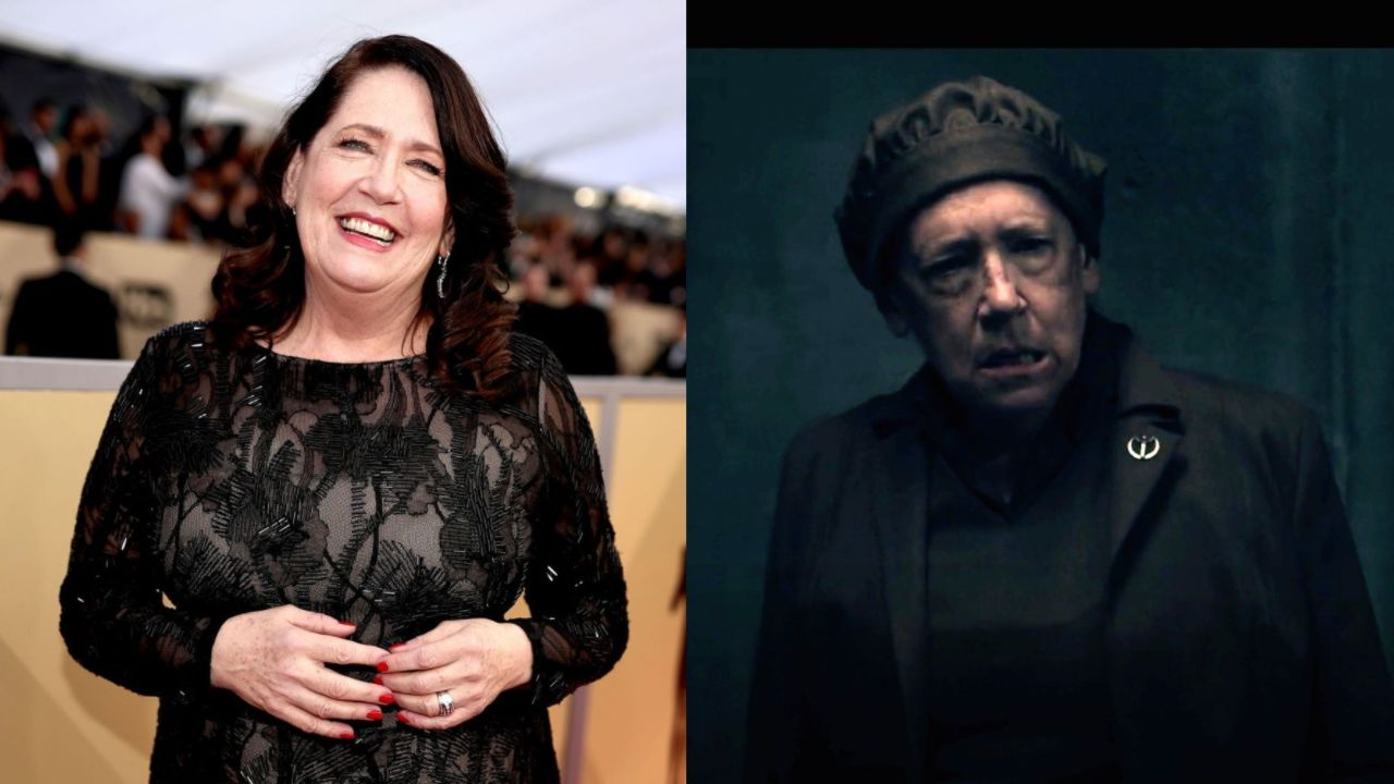 Ann Dowd before and after weight loss.