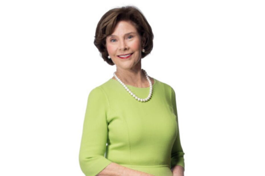 Laura Bush's Weight Loss - How Many Pounds Did She Lose?
