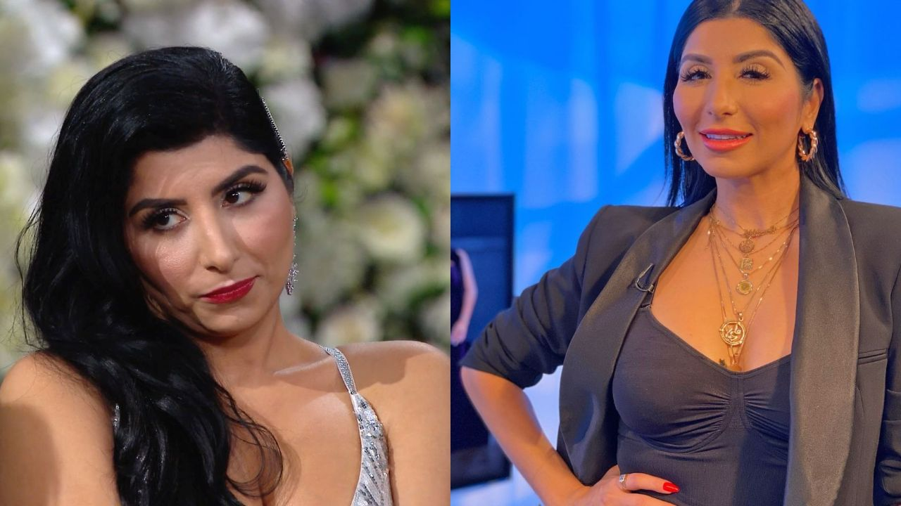 Destiney Rose of Shahs of Sunset before and after plastic surgery.