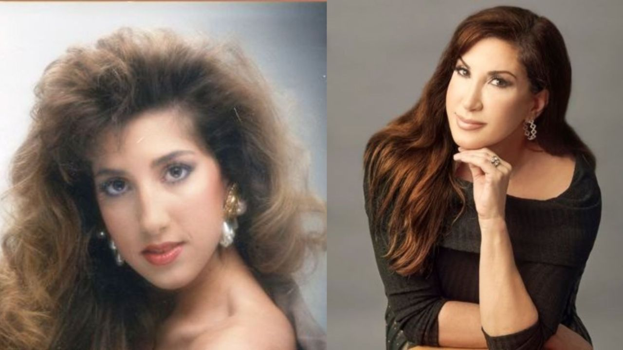 Jacqueline Laurita before and after plastic surgery.