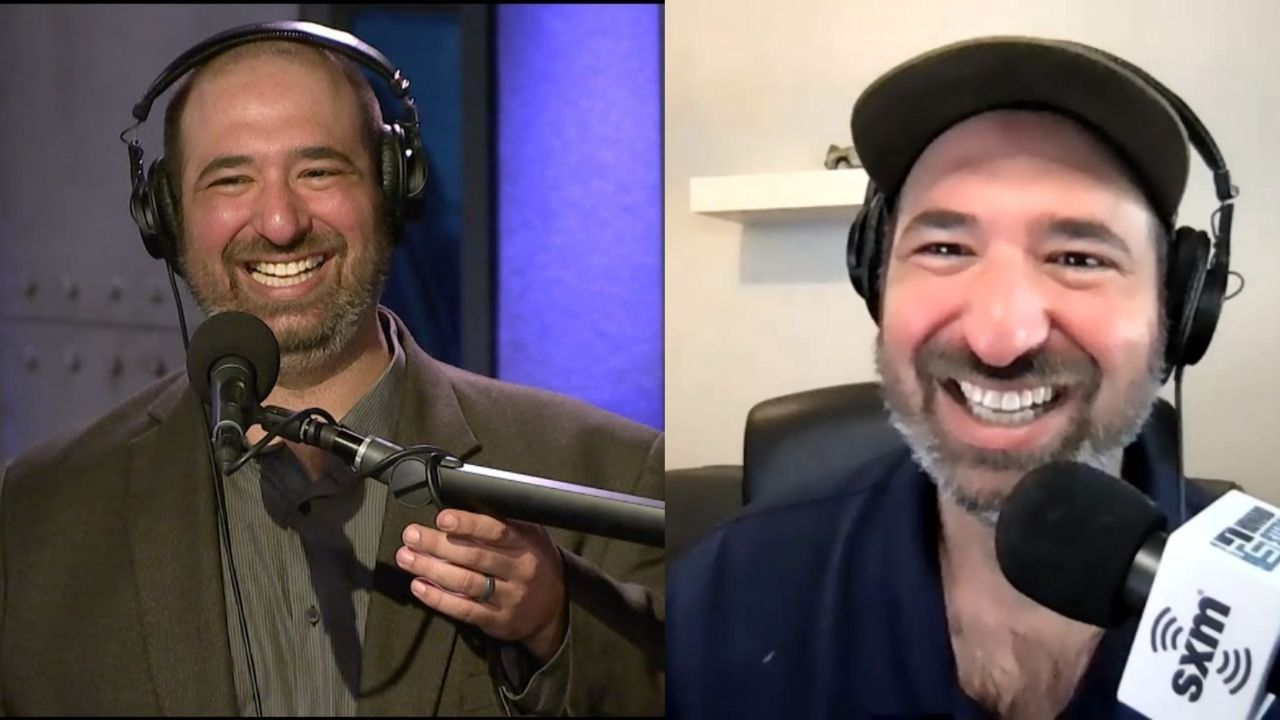 Jason Kaplan before and after weight loss.