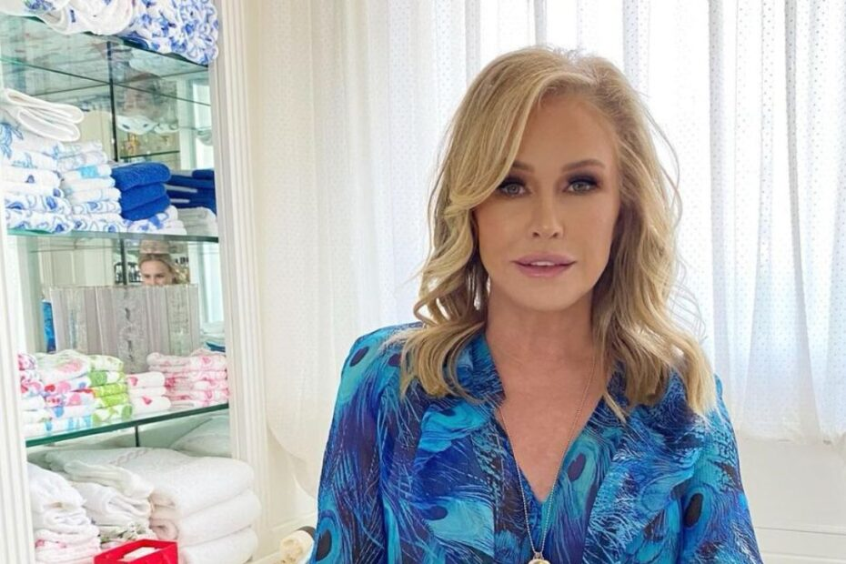 Real Truth About Kathy Hilton's Plastic Surgery Speculations