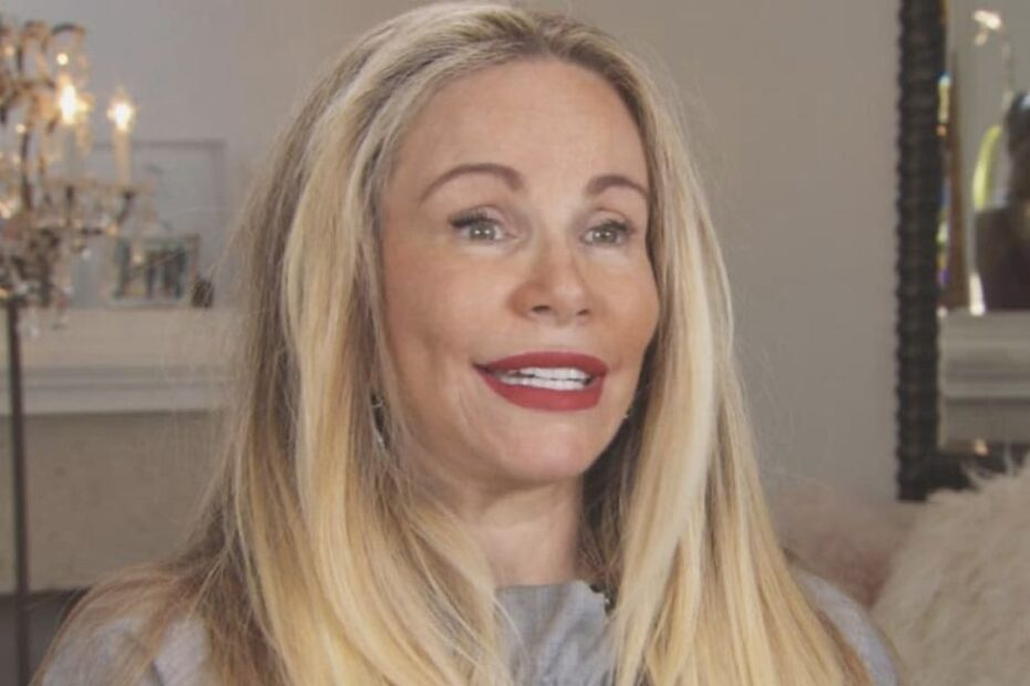 Tawny Kitaen's Botched Plastic Surgery - The Untold Truth!