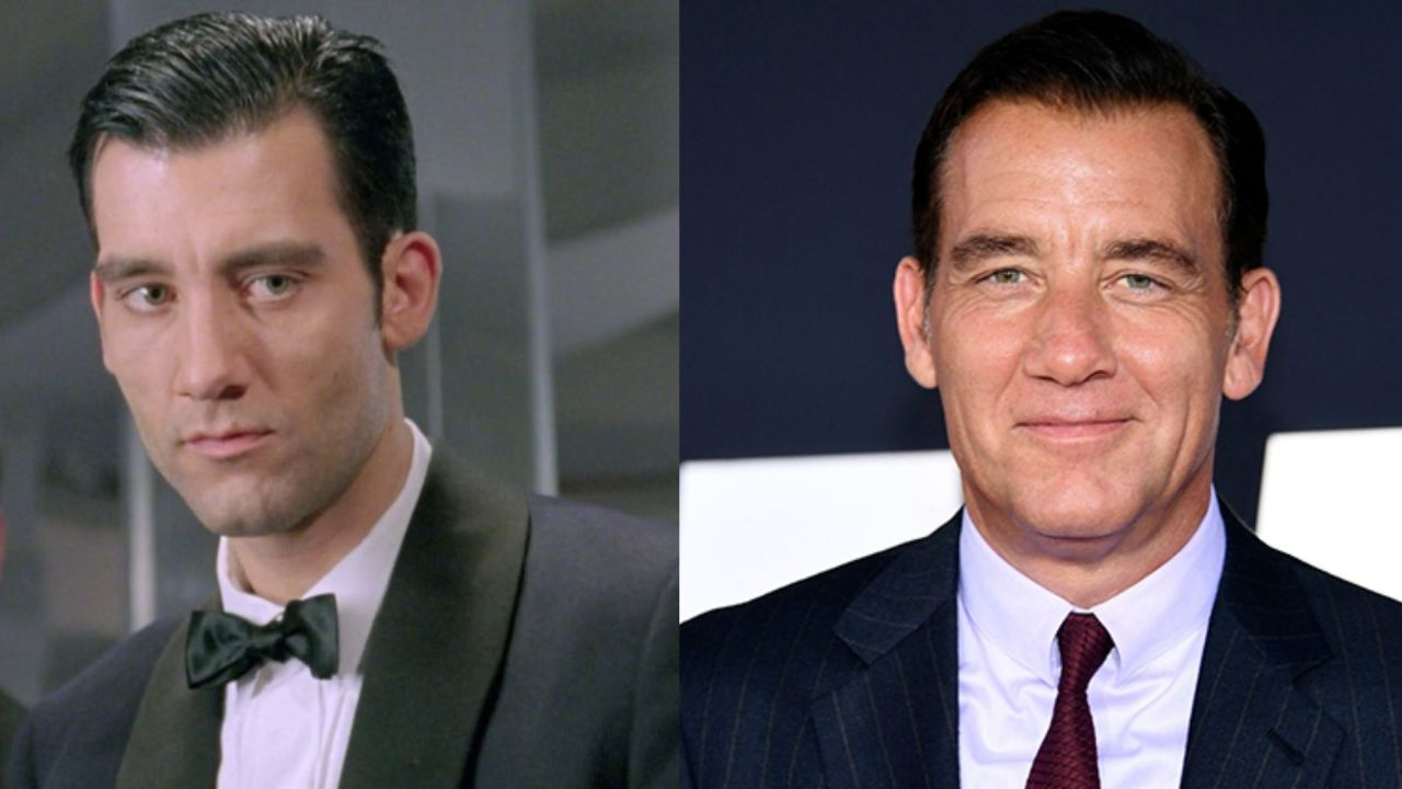Clive Owen before and after plastic surgery.
