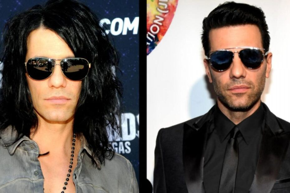 American Magician Criss Angel's Plastic Surgery - Did He Go Under the Knife?