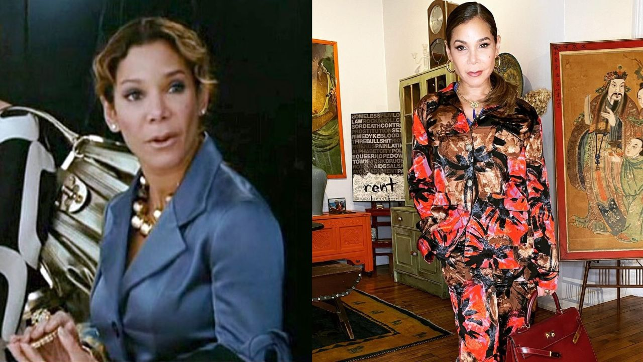 Daphne Rubin-Vega before and after plastic surgery.
