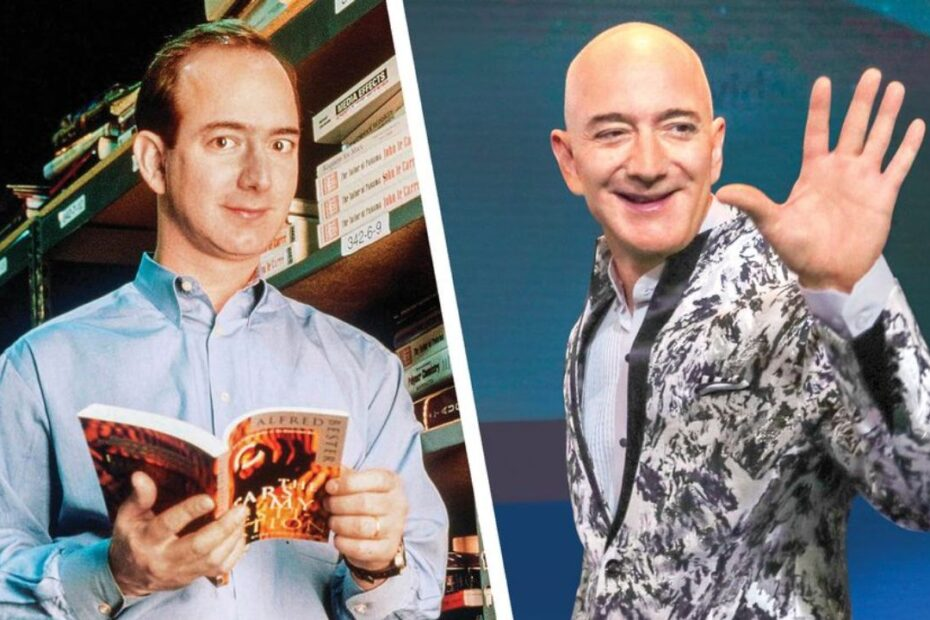 Jeff Bezos' Plastic Surgery - Does He Use Noninvasive Treatments?