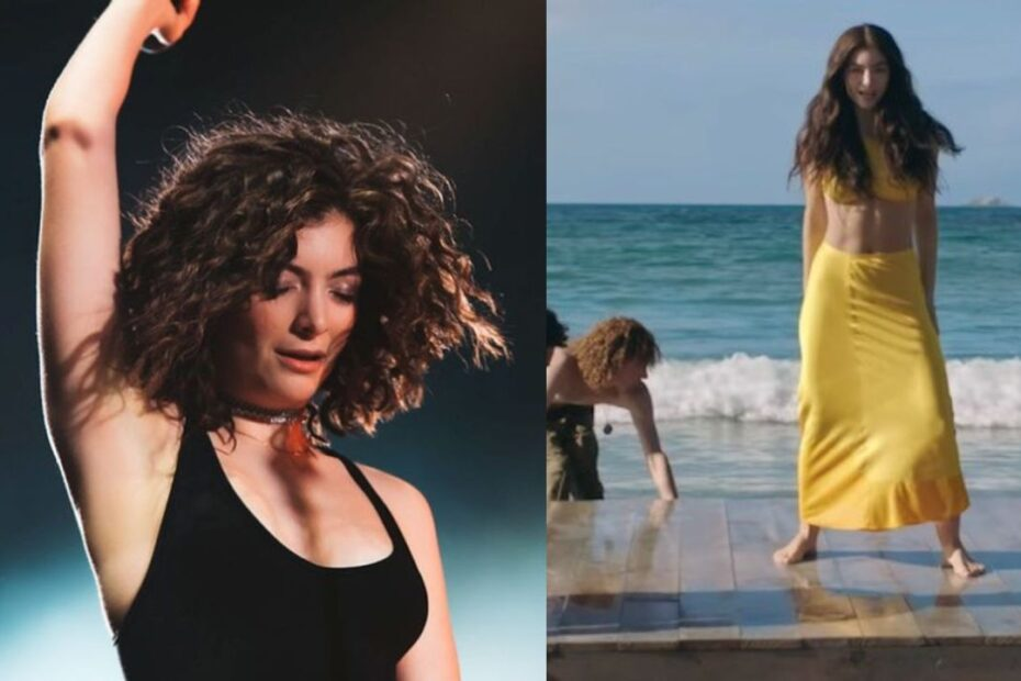 Lorde's Weight Loss is Trending Following the Release of 'Solar Power'