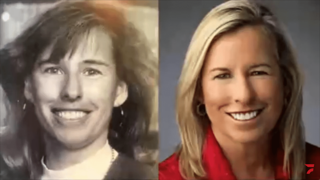 Patty Gasso before and after alleged plastic surgery.
