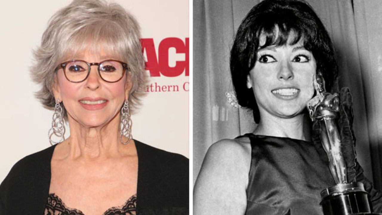 Rita Moreno is the subject of plastic surgery on the internet.